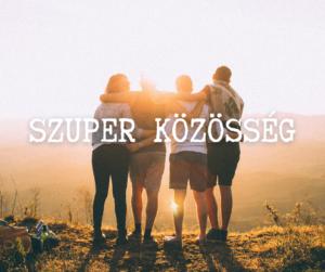 genezation SZUPER KÖZÖSSÉG