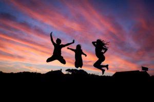boldog emberek
